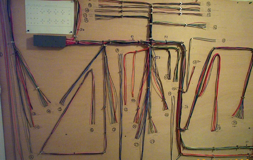 electrical fuse box repair kit fuse box wiring kit